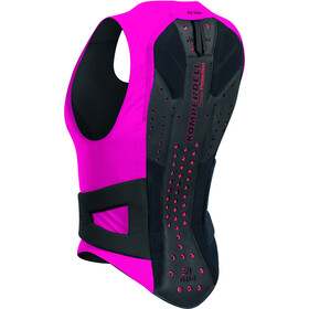 Komperdell AirVest - Protector Mujer - rosa/negro